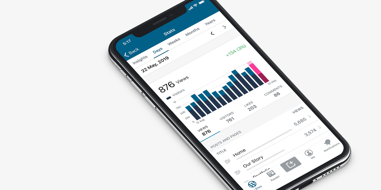 Les stats, revues et améliorées : votre nouvelle expérience mobile